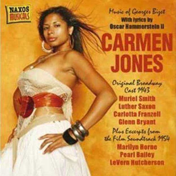Carmen Broadway-Cast-1943-Bizet-Hammerstein---Carmen-Jones
