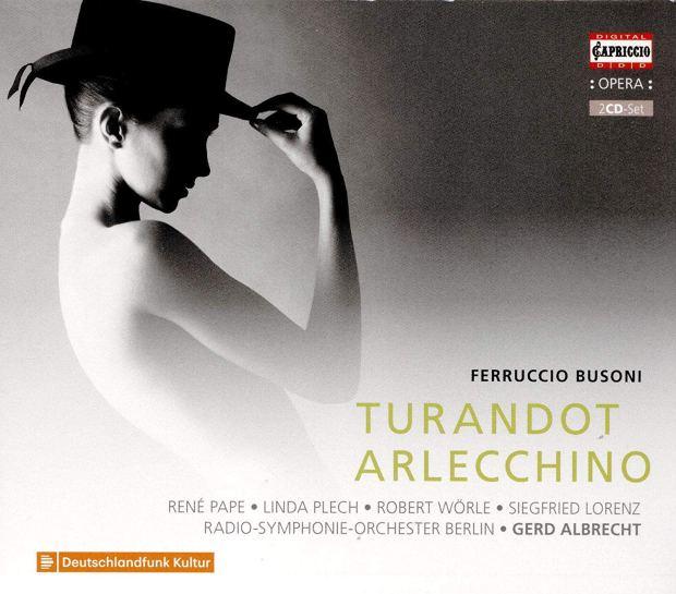 Busoni Turandot Arlecchino