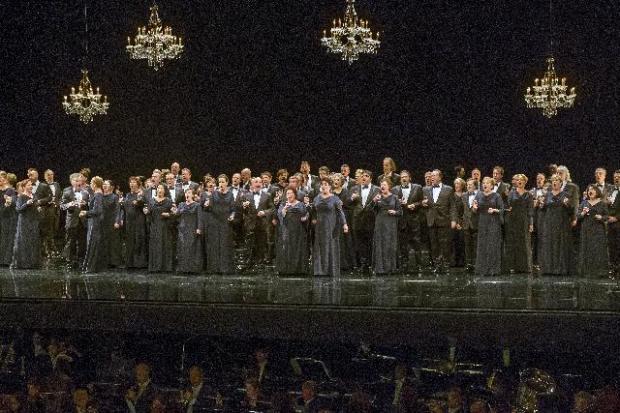 Gala koor