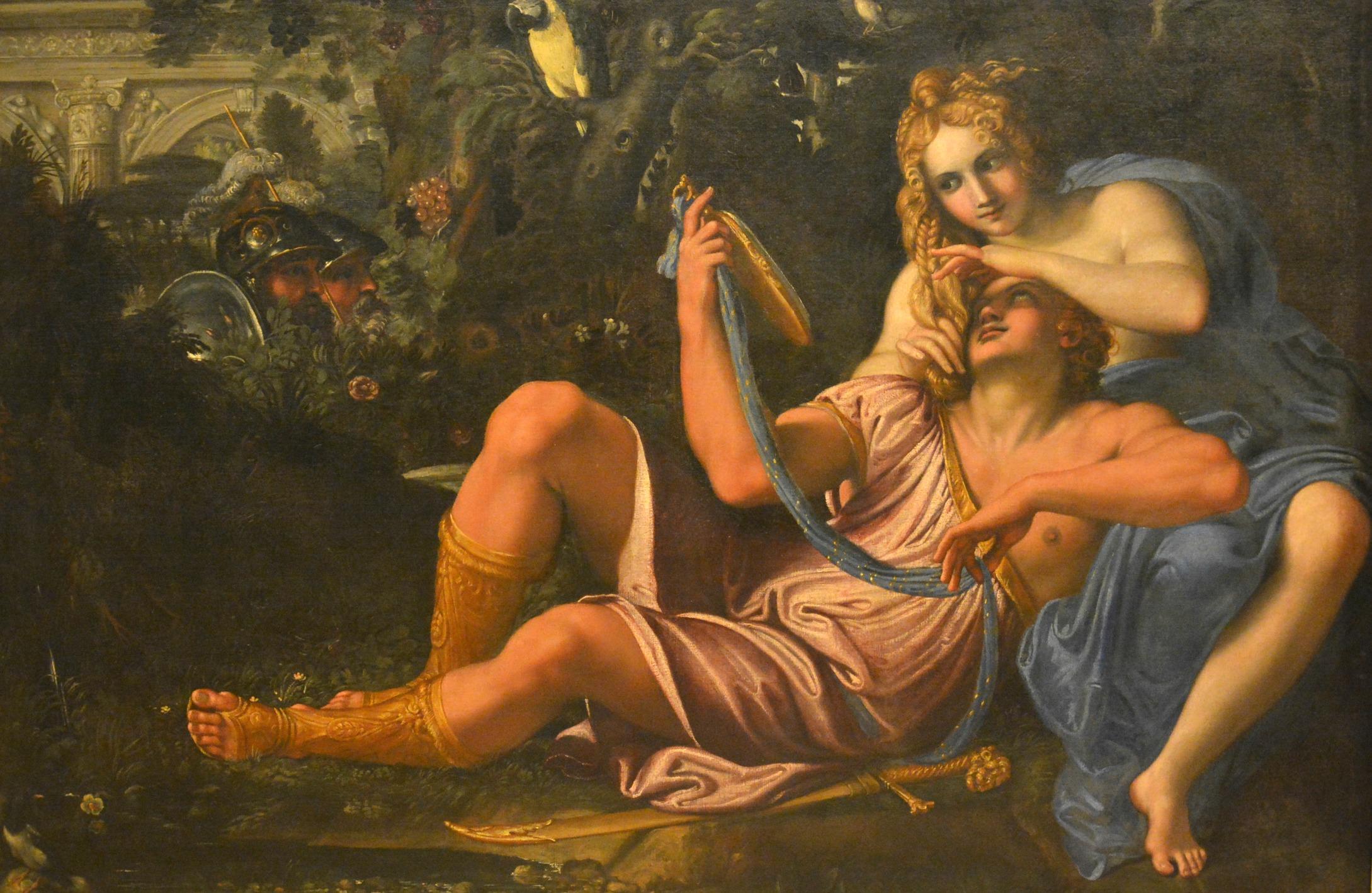 Haydn Rinaldo_e_Armida,_Annibale_Carracci_001