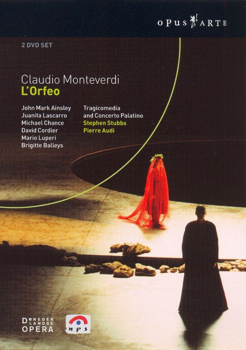 Monteverdi audoi orfeo