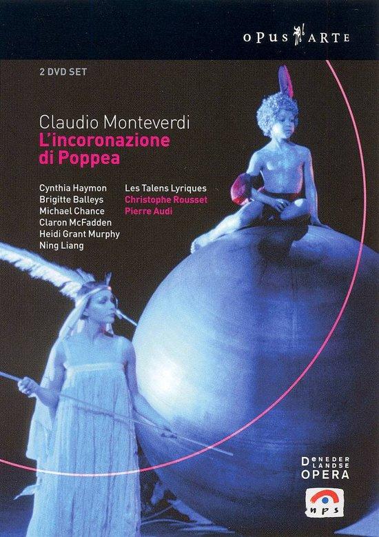 Monteverdi Poppea audi