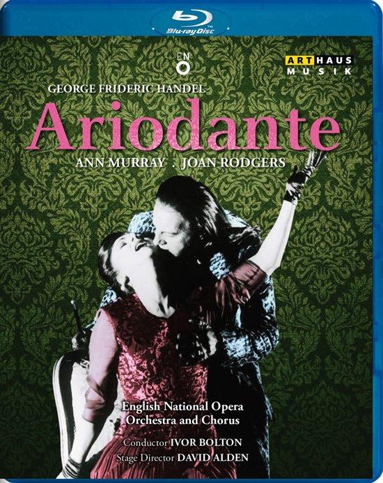 Ariodante dvd