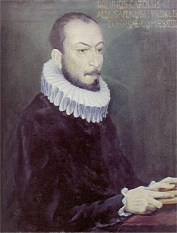 Gesualdo Honthorst