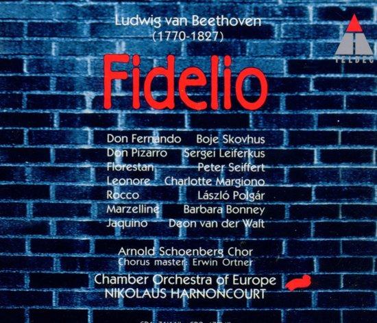 Fidelio Harnoncourt cd