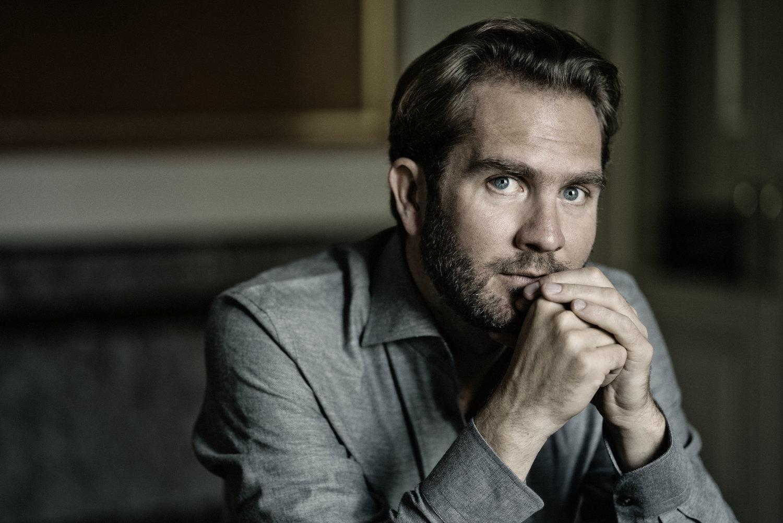 Thomas Oliemans Bariton 2018Photo: Marco Borggreve